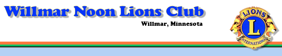 Willmar Noon Lions